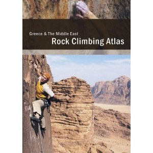 Rock climbing atlas: Greece & the middle east